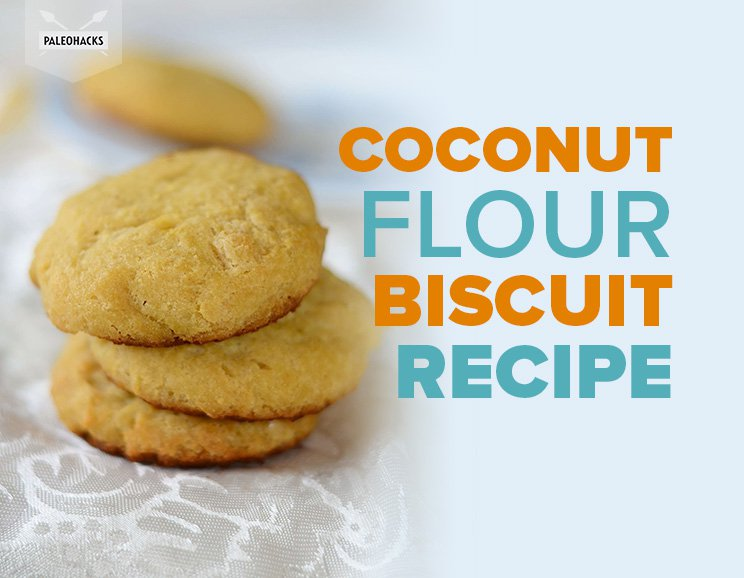 Coconut-Flour-Biscuit-Recipe